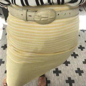 Accessories - Off white belt